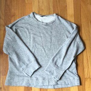Zara Box Sweatshirt